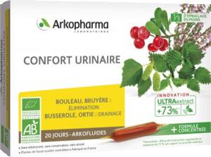 ARKOFLUIDE BIO ULTRAEXTRACT confort urinaire S buv