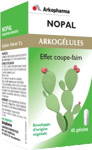 Arkopharma arkogélules nopal 45 gélules