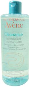 Avène cleanance eau micellaire 400 ml