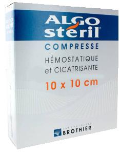 Algosteril compresse stérile 10x10