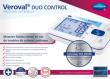 VEROVAL DUO CONTROL Tensiomètre électronique bras taille M